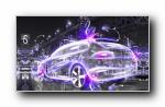 疯狂设计:《冰》世界名牌汽车梦幻设计宽屏壁纸