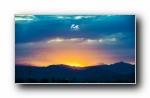 北京的天空摄影宽屏壁纸