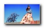 ELLE 法国时装广告宽屏壁纸