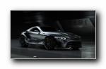 2012 Aspid GT-21 Invictus(复古黑金刚怪兽跑车)