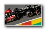 F1莲花车队 宽屏壁纸