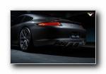 保时捷 991V-GT 跑车宽屏壁纸