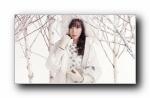 少女时代Tiffany演绎QUA 2013冬装广告宽屏壁纸