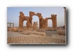 世界文化遗产风光:印度泰姬陵,泰国大城府,罗马斗兽场