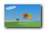 微软 windows 9 宽屏壁纸