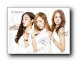 少女时代 Casio Sheen & Casio Baby-G 手表壁纸