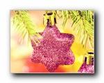 圣诞节温馨装饰壁纸