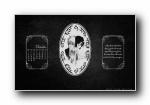 《死神》2014年月历年历宽屏壁纸