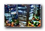 Takashi Kitajima:日本东京梦幻夜景宽屏壁纸