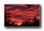 《奇幻天空》大自然天空摄影宽屏壁纸