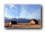 国外农村风光风景宽屏壁纸