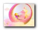 BONE Collection(果铺创意)可爱天使U盘壁纸