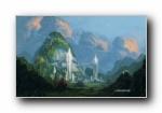 GTGraphics 3 科幻设计世界宽屏壁纸