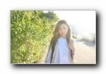 裴紫绮 夏日海边写真宽屏壁纸