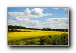 加拿大曼尼托巴 风光风景宽屏壁纸