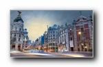 西班牙首都马德里(Madrid)