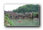 中国凤凰古城 风光风景宽屏壁纸