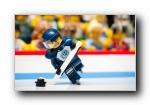 乐高积木玩具 可爱摄影宽屏壁纸