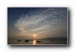 广东省惠州市惠东盐洲岛 宽屏壁纸