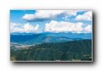 中国云南云峰山 风光风景宽屏壁纸