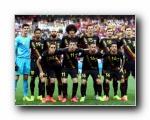 2014年巴西世界杯16强宽屏壁纸