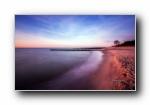 德国最美的地方 海滩沙滩摄影宽屏壁纸