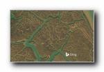 必应鸟瞰图:德国 宽屏壁纸