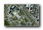 必应鸟瞰图:美国 宽屏壁纸