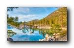 美国太浩湖 (Lake Tahoe)塔霍湖