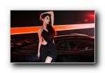 兰博基尼DMC LP988 E-GT 改装车美女模特JY.KIKO宽屏壁纸