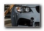 宝马M3 E92 改装车美女明星模特罗梓丹宽屏壁纸