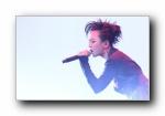 周笔畅香港红�|演唱会宽屏壁纸