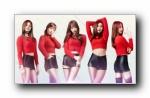 EXID 超越梦想 韩国美女组合宽屏壁纸