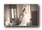 韩雪 美女唯美婚纱 宽屏壁纸