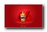2016年猴年 大圣之年 春节宽屏壁纸