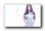 Angelababy 杨颖 唯美梦幻纯净惊艳写真宽屏壁纸