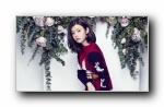 陈妍希 时尚写真宽屏壁纸