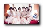 吴奇隆刘诗诗甜蜜婚姻宽屏壁纸