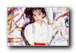 古力娜扎 时尚写真 宽屏壁纸