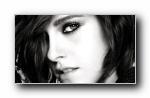 克里斯汀・斯图尔特 代言 Chanel 眼�y宽屏壁纸