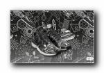 阿迪达斯 星球大战主题产品宽屏壁纸