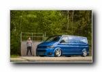 大众Multivan面包车改装车宽屏壁纸