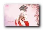 《意林・小淑女》六周年纪念宽屏壁纸