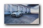 英菲尼迪 Q50 改装车宽屏壁纸