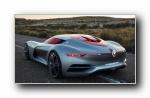 2016 Renault Trezor(雷诺Trezor电动概念跑车)