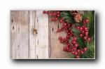 2017圣诞节圣诞印象宽屏壁纸