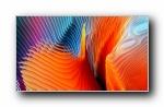 MacBook Pro 绚丽炫彩宽屏壁纸
