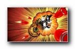 鬼马咚咚 可爱卡通宽屏壁纸