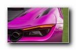 2017 McLaren 迈凯伦 720S Fux Fuchsia