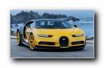 2018 Bugatti 布加迪 Chiron Yellow and Black